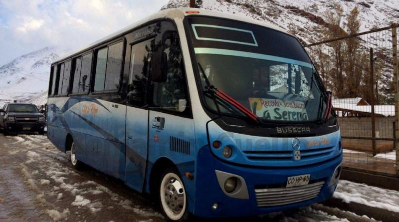 Busscar Micruss - Mercedes Benz LO915