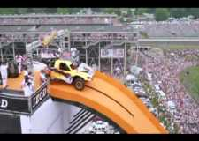 World car record jump