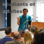 Récits d'expériences - Universités, grandes écoles et adultes