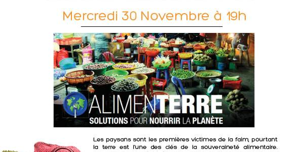 Projection de film – festival alimenterre
