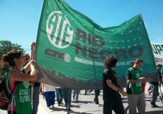 Protesta ATE Río Negro (3)