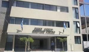 Poder judicial - General Roca