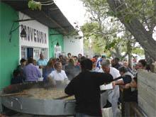 Sierra Grande paella