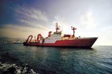 Barco de investigacion cientifica
