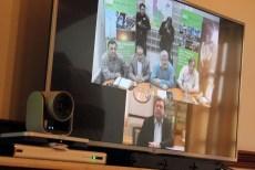 Weretilneck video conferencia