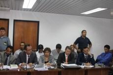 CASO DATO. iMPUTADOS Y DEFENSORES