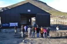 Cooperativa agrícola en Pilcaniyeu