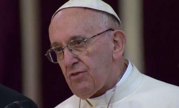 """""""México necesita obispos servidores. No príncipes"""", señala Papa en Catedral (14:10 h)"""