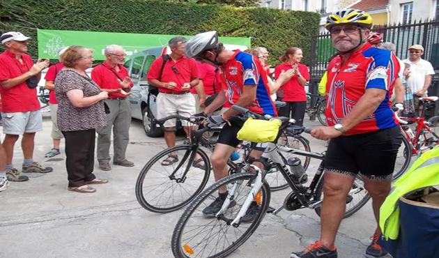 Franceses iniciarán recorrido en bicicleta de Oaxaca a Panamá (13:20 h)