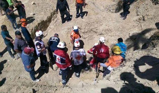 Muere albañil sepultado por escombros en San Antonio de la Cal (16:00 h)