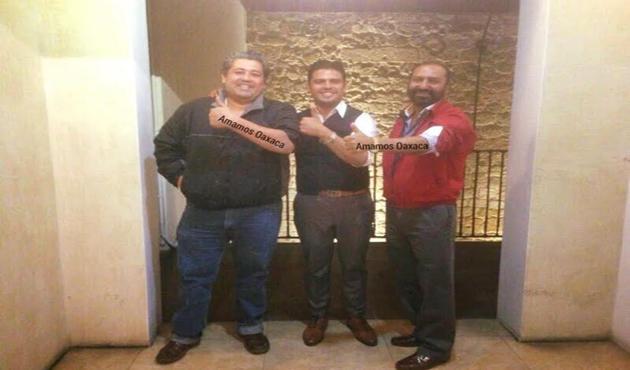 Jaime Castellanos, detrás de intentos de extorsión al Ayuntamiento de Oaxaca de Juárez (12:30 h)