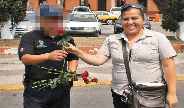 Secuestran hombres armados a periodista veracruzana (15:45 h)