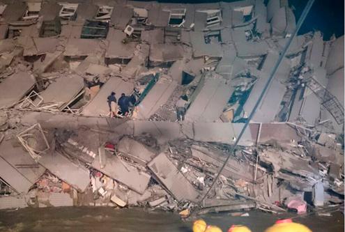 Al menos tres muertos por terremoto en Taiwán (21:40 h)