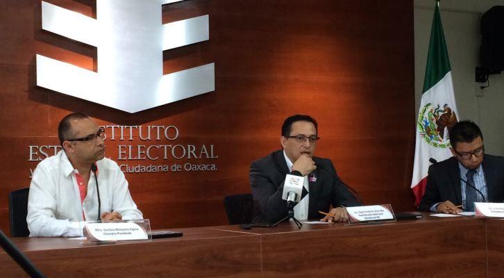 Realizará agencia de San Miguel Chimalapa, consulta    para definir su sistema normativo interno: IEEPCO (21:07 h)