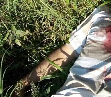 Hallan cadáver en Santa Cruz Xoxocotlán (09:38 h)