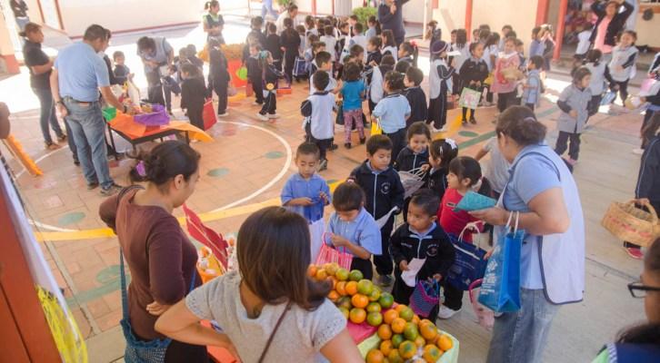 """Adapta IEEPO calendario escolar por actividades tradicionales de """"Todos Santos"""" en Oaxaca (20:00 h)"""