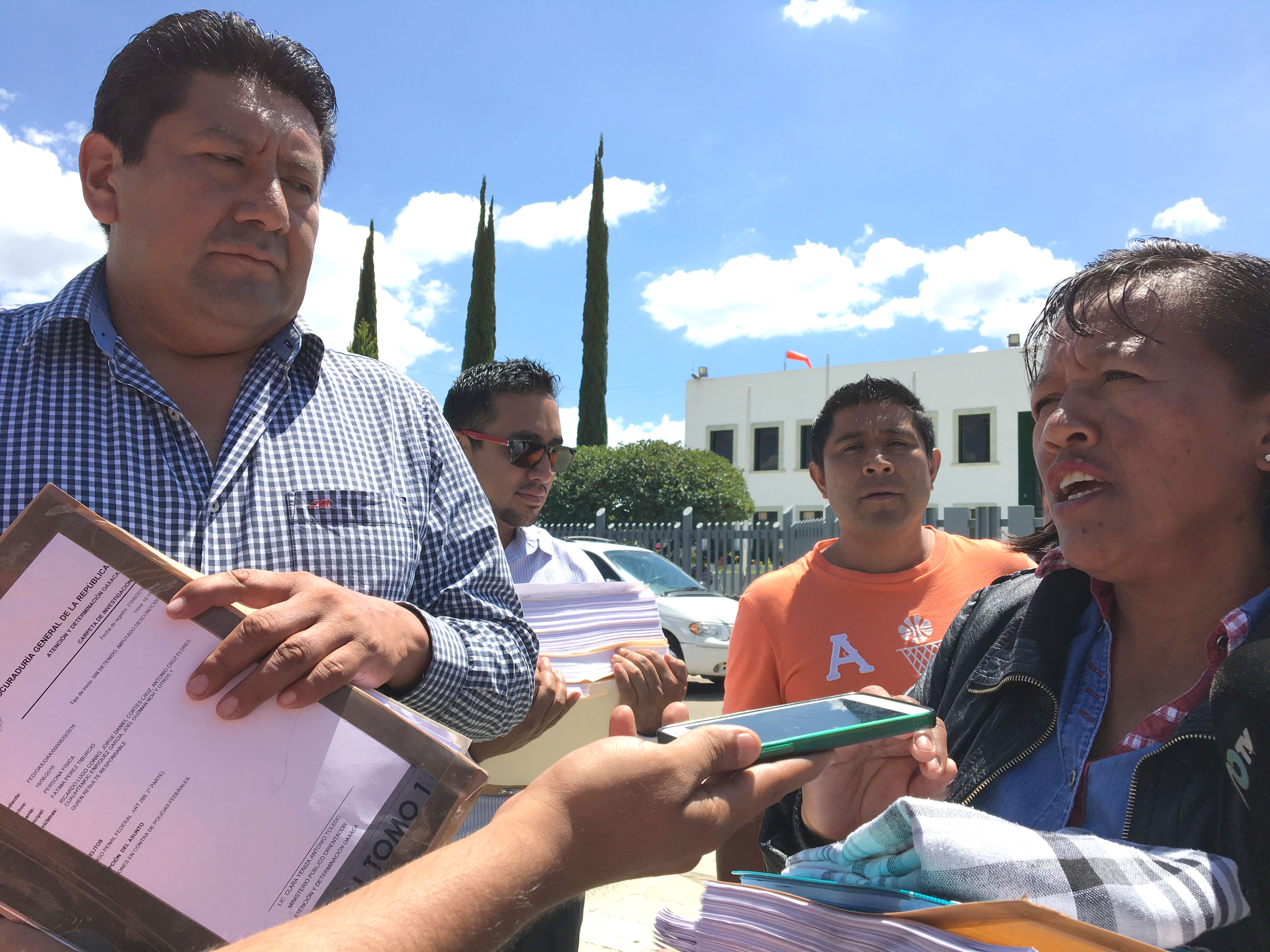 Entregará Segob expediente del caso Nochixtlán a víctimas