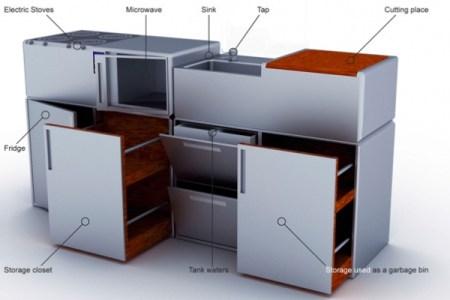 unique kitchen design by paul mauduit 2