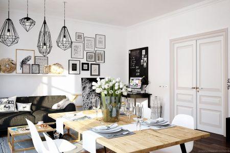 monochrome interior design 4
