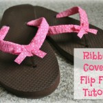 How to Decorate Your Own Flip Flops