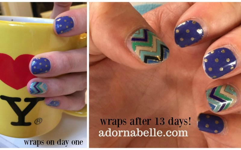 A Real Mom's Guide to Amazing Nails – A Jamberry Review