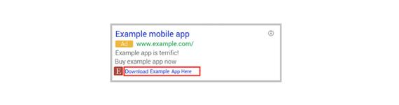 AdWords - ekstenzija aplikacije