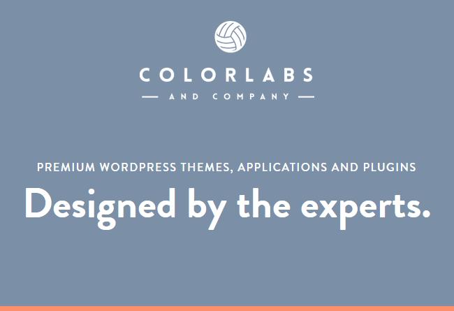 Gde kupiti premium temu za WordPress - ColorLabs