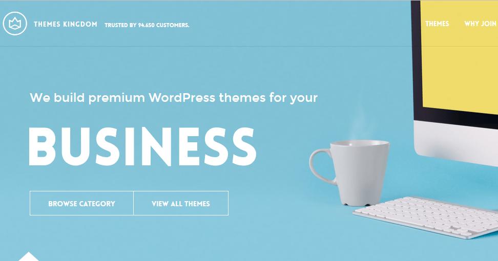 Gde kupiti premium temu za WordPress - ThemesKingdom