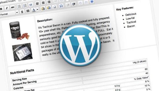 Types of Content in WordPress