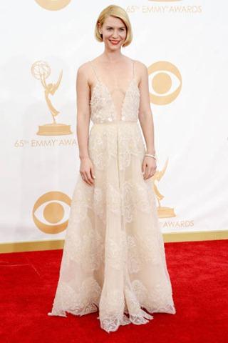 Armani Privé, Emmy 2013, nude