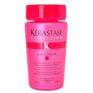 K rastase shampoo para cabelos tingidos blog da adri for Reflection bain miroir