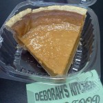Sweet potato pie, Deborah's Kitchen, Philly