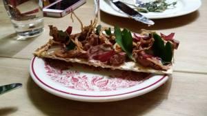 Pate plate
