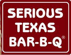 Serious TX BBQ logo