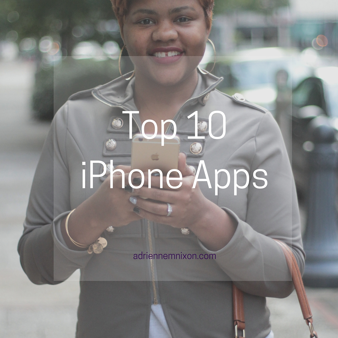 top 10 iPhone apps