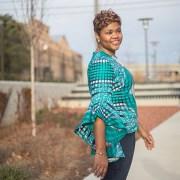 dramatic sleeve blouse