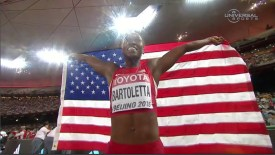 2015 Track and Field World Champs: Bartoletta wins Long Jump