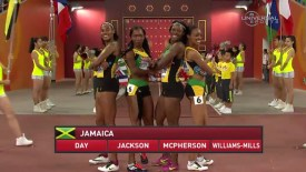 2015 Track and Field World Champs: Jamaica wins 4x400m