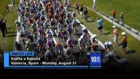2015 Vuelta a España: Stage #10