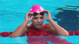 2015 FINA World Championship: Efimova wins Women's 100m Breast