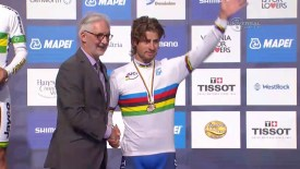 2015 Cycling World Champs: Sagan wins Road Race