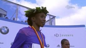 2015 Berlin Marathon: Cherono wins women's race
