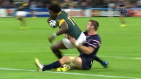 Rugby World Cup 2015: South Africa vs USA