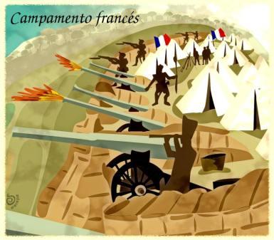 Campamento francés