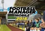 Football Manager Mobile 2016 v7.0.1 Cracked Apk