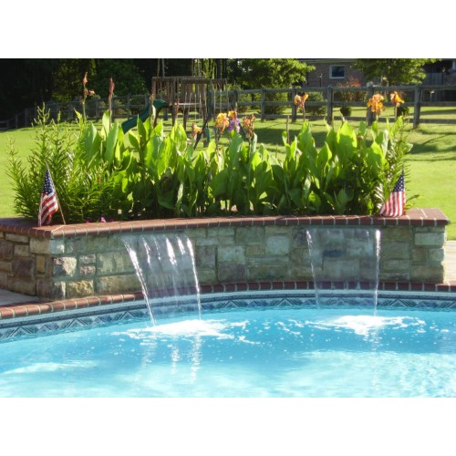 Medium Crop Of Pool Water Features