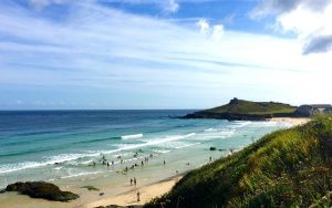 Surfing in Cornwall: A Tropical Vibe in the North Atlantic