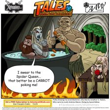 Caption for Tales from the Tabletop #50.