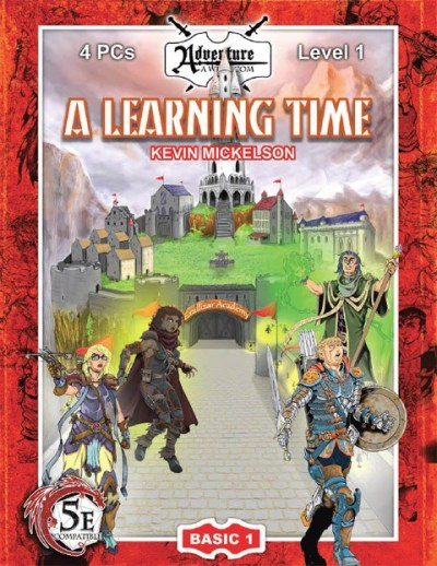 5th Edition Adventures