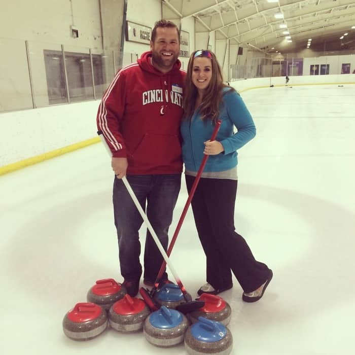 Learn to curl kalamazoo